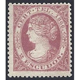 1866 ED. Telégrafos 16 * (3)