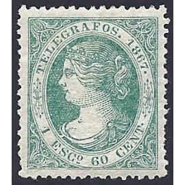 1867 ED. Telégrafos 19 * (3)
