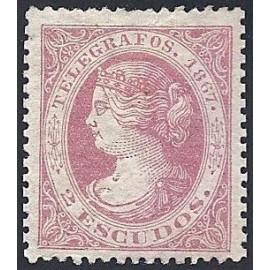 1867 ED. Telégrafos 20 * (3)