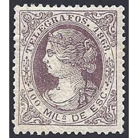 1868 ED. Telégrafos 21 * (2)