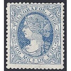 1868 ED. Telégrafos 22 * (2)