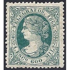 1868 ED. Telégrafos 24 * (3)