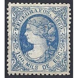 1869 ED. Telégrafos 26 *