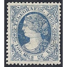 1869 ED. Telégrafos 26 * (3)
