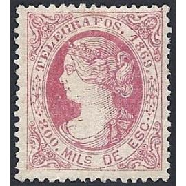 1869 ED. Telégrafos 27 * (2)