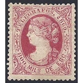 1869 ED. Telégrafos 27 * (3)