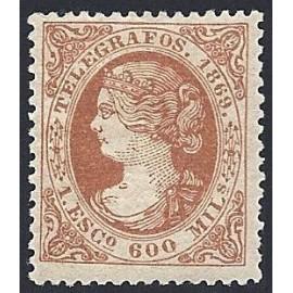 1869 ED. Telégrafos 28 * (3)