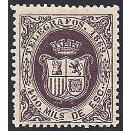 1869 ED. Telégrafos 30 * (3)