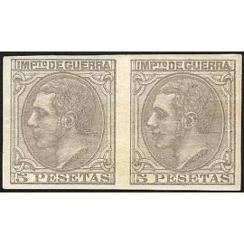 1879 ED. NE 10s * [x2]