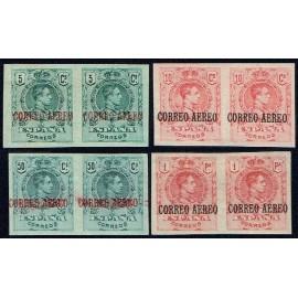 1920 ED. 292s/293s, 295s/296s * [x2] (2)