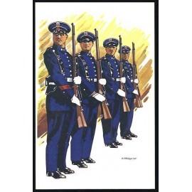 Tarjeta Postal - Los Salvadores de España [9]