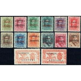 1928 ED. Andorra 01/14 * (3)