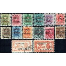 1928 ED. Andorra 01/14 us