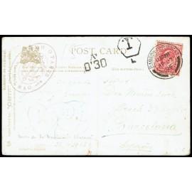 Extranjero Gran Bretaña 1905