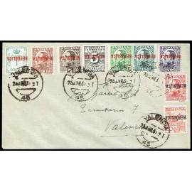 1931 ED. ELR Valencia 1hi/9hi us