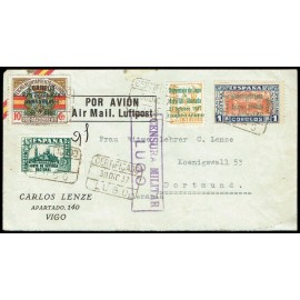 1937 ED. ELP Lugo 11/12 us
