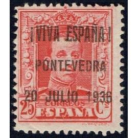 1936 ED. ELP Pontevedra NE07 *