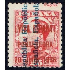 1936 ED. ELP Pontevedra NE08 *