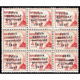 1938 ED. ELP Santander - * [x9]