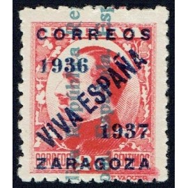 1937 ED. ELP Zaragoza NE10A **