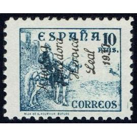 1937 ED. ELP Huesca 15hi * (2)
