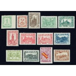 1936 ED. 802/813 * (2)