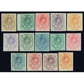 1909 ED. 267s/280s */(*)