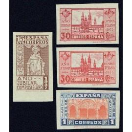 1937 ED. 833s/835s, 834as **