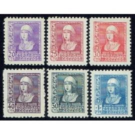 1938 ED. 855/860 *