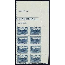 1936 ED. 809sbs + 809sph **