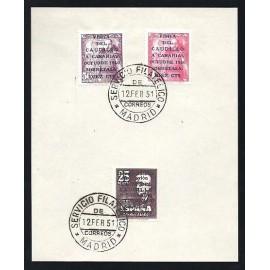 1951 ED. 1088/1089, 1090 us