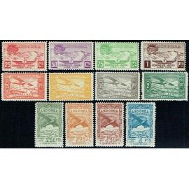 1932 ED. Andorra NE 13/24 **