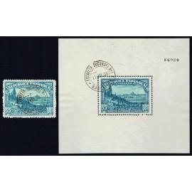 1938 ED. 757/758 us