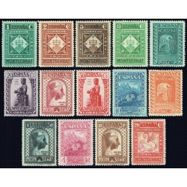 1931 ED. 636/649 ** (2)
