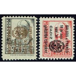 1937 ED. ELP Cádiz 15hi/16hi * (2)