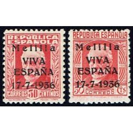 1936 ED. ELP Melilla 1/2 * (2)