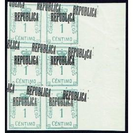1931 ED. ELR Barcelona 05hhhx + 05hhhhex + 05hhhhebx ** [x6]