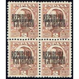 1931 ED. ELR Barcelona 06hhi ** [x4]