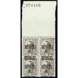 1931 ED. ELR Barcelona 07hh + 07hhhea + 07hhh * [x4]