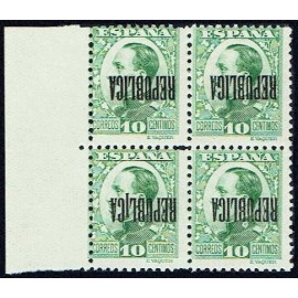 1931 ED. ELR Barcelona 09hi + 09hihe + 09hiheb * [x4]