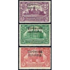 1927-1935 ED. BHT 3, 6, 9 *