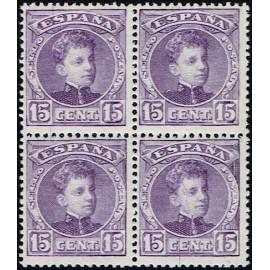 1901 ED. 246 + 246m ** [x4]