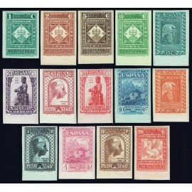 1931 ED. 636s/649s *