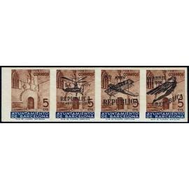 1936 ED. Barcelona 13s + NE21 + NE20 + NE19 **