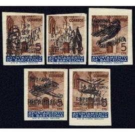 1936 ED. Barcelona NE17hh/NE21hh **