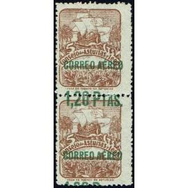 1937 ED. Asturias NE 14hdv + NE 14hdva **