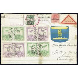 Graf Zeppelin A Canarias ED. 296, 486 [x4], 487 [x4]