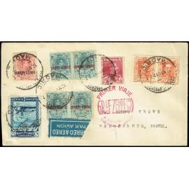 Graf Zeppelin A Brasil ED. 295 [x4], 296, 320 [x2], 322, 450