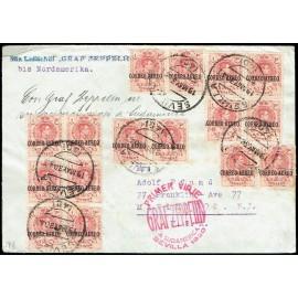 Graf Zeppelin A Estados Unidos ED. 296 [x16]