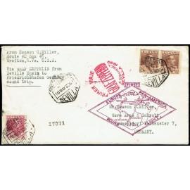 Graf Zeppelin De Sevilla A Sevilla ED. 322, 323 [x2]